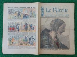 Revue Illustrée Le Pèlerin - Mai 1923 - Les Saintes-Maries De La Mer - Les Tanks Chasse Neige Dans Les Cols Des Alpes - Journaux - Quotidiens