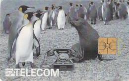 REPUBLICA CHECA. Penguins. C178A, 86/12.96. (182). - Pinguins