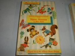 LIBRO NANO NASONE E ALTRE STORIE -EDIZIONI A& G.M.NETTUNO OMNIA 1953 - Novelle, Racconti