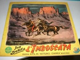 LIBRETTO L'IMBOSCATA -EDIZIONI A& G.M. NETTUNO OMNIA - Boeken, Tijdschriften, Stripverhalen