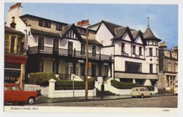 AI53 Queen's Hotel, Kirn - Old Cars - Hotels & Restaurants