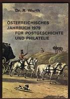Österreich Jahrbuch Für Postgeschichte  Und Philatelie 1979 - Manuali