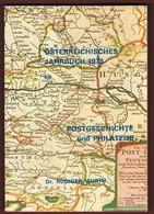 Österreich Jahrbuch Für Postgeschichte  Und Philatelie 1978 - Manuali