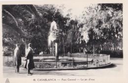 AP55 Casablanca, Parc Central, Le Jet D'eau - Casablanca