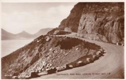 AP55 Chapman's Peak Road, Looking To Hout Bay, C.P. - South Africa