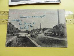 Chatel  Port Canal Est Briqueterie Vosges Epinal - Industry