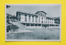 Cartolina Colonia Marina Snia Viscosa Monterosso Mare 1960 - La Spezia