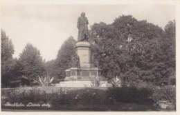 AR36 Stockholm, Linnes Staty - Sweden