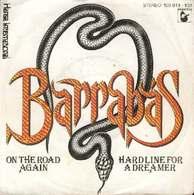 Barabas 45t On The Road Again VG+ EX - Sonstige - Spanische Musik
