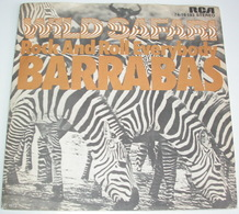 Barabas 45t Wild Safari EX EX - Vinyl-Schallplatten