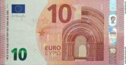 EURO GRECIA(Y) 10 Y002A DRAGHI - EURO