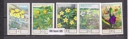 1975 Flora- FLOWERS ( Mi 4428/32) 5v.-MNH  USSR - Vegetales