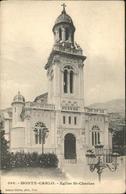 11044700 Monte-Carlo Eglise St Charles - Zonder Classificatie