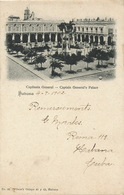 Pioneer Card 1902 Capitania General  Edit Wilson No 42 Light Crease - Cuba