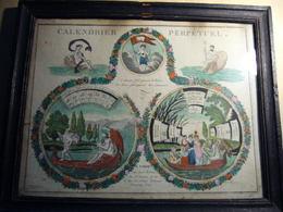 Calendrier Perpetuelle 1900 - Kalenders