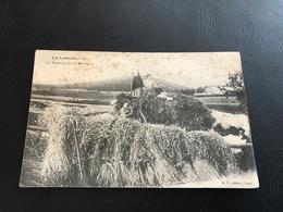 109 - LA LOUVESC Les Moissons Dans La Montagne - 1904 Timbrée - La Louvesc
