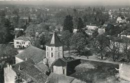 CPSM - France - (16) Charente - Villejésus - L'Eglise Sainte-Marie - Andere Gemeenten