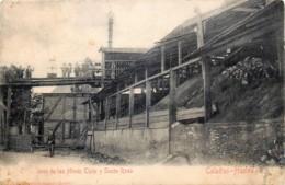 Espagne - Calanas-Huelva - Cable Aereo De Las Minas Tinto Y Santa Rosa - Huelva