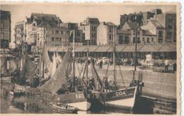 Oostende - Ostende - Le Port - De Haven - Ern. Thill No 39 - Oostende