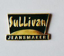 Pin's Marque Jean's SULLIVAN  Jean's Maker  - 0789R - Trademarks