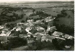 CPM 88 Vosges   ESLEY Vue Aérienne Panoramique - Altri Comuni