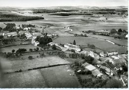 CPM 88 Vosges   DOMBROT SUR VAIR Le Centre Du Village La Perriére - Altri Comuni