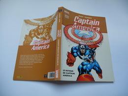 CAPTAIN AMERICA BEST SELLERS  LE RETOUR DE CAPTAIN AMERICA // WAID GARNEY - Captain America