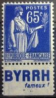 FRANCE              N° 365b              NEUF** - France