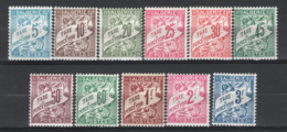 Algeria 1926 Segnatasse Y.T.S1A/14 */MH VF/F - Postage Due
