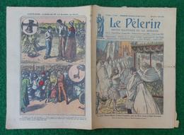 Revue Illustrée Le Pèlerin - Juin 1923 - Le Pape Urbain IV Et La Fête Dieu - Office Du Saint-Sacrement - Journaux - Quotidiens