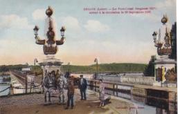 45 - Loiret - BRIARE - Le Pont Canal - Ouvert A La Circulation Le 16 Septembre 1896 - Briare