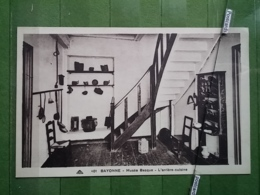 KOV 901 - BAYONNE, MUSEE BASQUE, CUISINE - Francia
