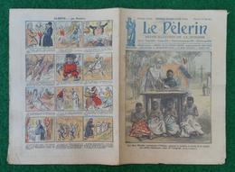 Revue Illustrée Le Pèlerin - Juin 1923 - Le Président Millerand Reçoit Au Mont Saint-Odile Une Délégation De Prêtres - Journaux - Quotidiens