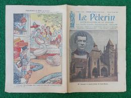 Revue Illustrée Le Pèlerin - Juin 1923 - La Tentative De Survol Du Pôle Nord Par Roald Amundsen à Partir De L'Alaska - Journaux - Quotidiens