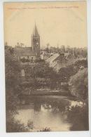 TORIGNI SUR VIRE - Eglise Notre Dame, Vue Du Petit Etang - France