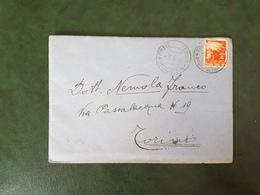 41821 STORIA POSTALE ITALIA 1946 - Storia Postale