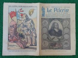 Revue Illustrée Le Pèlerin - Juillet 1923 - Blaise Pascal - L'appel à Saint-Ægidius Des Siciliens Près De L'Etna - Journaux - Quotidiens