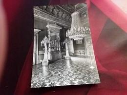 CARTOLINA TORINO- PALAZZO REALE- SALA CONSIGLIO-NON VIAGGIATA-VERA FOTOGRAFIA - Palazzo Reale