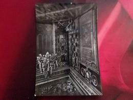 CARTOLINA TORINO- PALAZZO REALE- GABINETTO DELLE MINIATURE-NON VIAGGIATA-VERA FOTOGRAFIA - Palazzo Reale