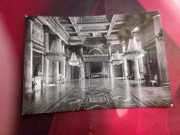 CARTOLINA TORINO- PALAZZO REALE- SALA DEGLI STAFFIERI-VIAGGIATA- 1961-VERA FOTOGRAFIA - Palazzo Reale