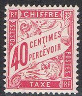 FRANCE : Taxe N° 35 ** - PRIX : 9,00 € Soit 30 % De La Cote (30 €) - - Taxes