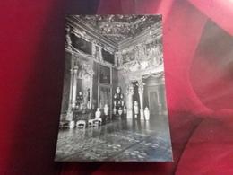CARTOLINA TORINO- PALAZZO REALE- CAMERA DELL'ALCOVE-NON VIAGGIATA-VERA FOTOGRAFIA - Palazzo Reale