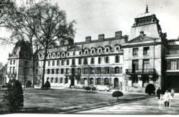 CPSM -  PARIS -  HOPITAL DU VAL-DE-GRACE - FACADE PRINCIPALE DE L'ANCIEN MONASTERE - Santé, Hôpitaux