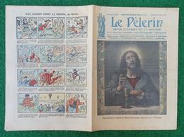 Revue Illustrée Le Pèlerin - Juillet 1923 - Le Triomphe Eucharistique Sur Paris Et Sur Notre-Dame - La Sainte-Hostie - Journaux - Quotidiens