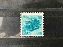 Libanon / Liban - Bomen, Ceder (300) 2000 - Libanon