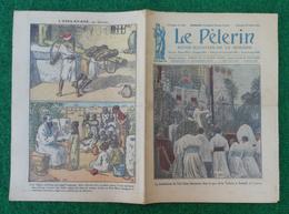 Revue Illustrée Le Pèlerin - Juillet 1923 - Bénédiction Dans Un Parc D'Auteuil - Le Roi Philippe Auguste à Bouvines - Journaux - Quotidiens