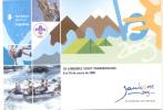 XII JAMBOREE SCOUT PANAMERICANO ENERO 2005 SAN RAFAEL MENDOZA REPUBLICA ARGENTINA POSTAL STATIONERY TBE NEW NEUVE NUEVO - Movimiento Scout