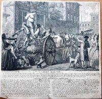 REVOLUTION AMERICAINE ETATS UNIS  JOHN MALCOM COUVERT DE PLUMES ET DE GOUDRON DROIT DE DOUANES 1774 - Documents Historiques