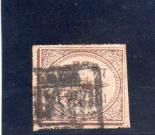 ALWAR 1877 O - Alwar