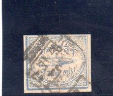 ALWAR 1899-1901 O - Alwar